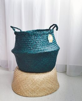 Dyed | Deep Sea Green | Baloo Bakul | M Ø40cm